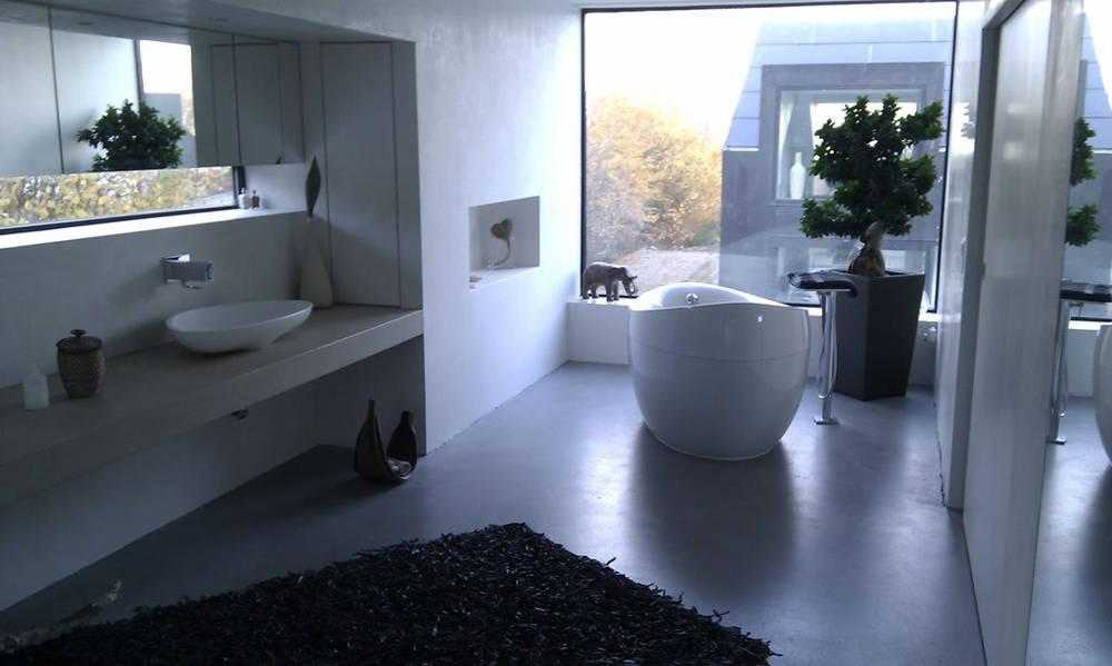 Badezimmer Verarbeiter Atelier G1