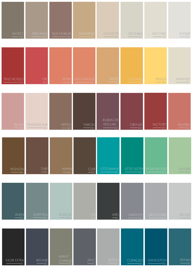 Enduit Beton Colore EBC 2013-2