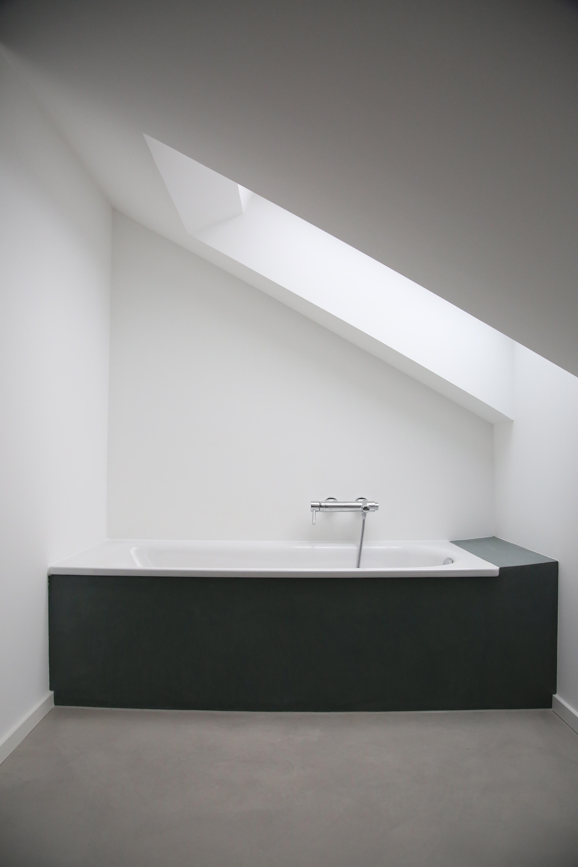 Beton Cire: fugenlose Bäder - Betonboden - Wände / Beton2