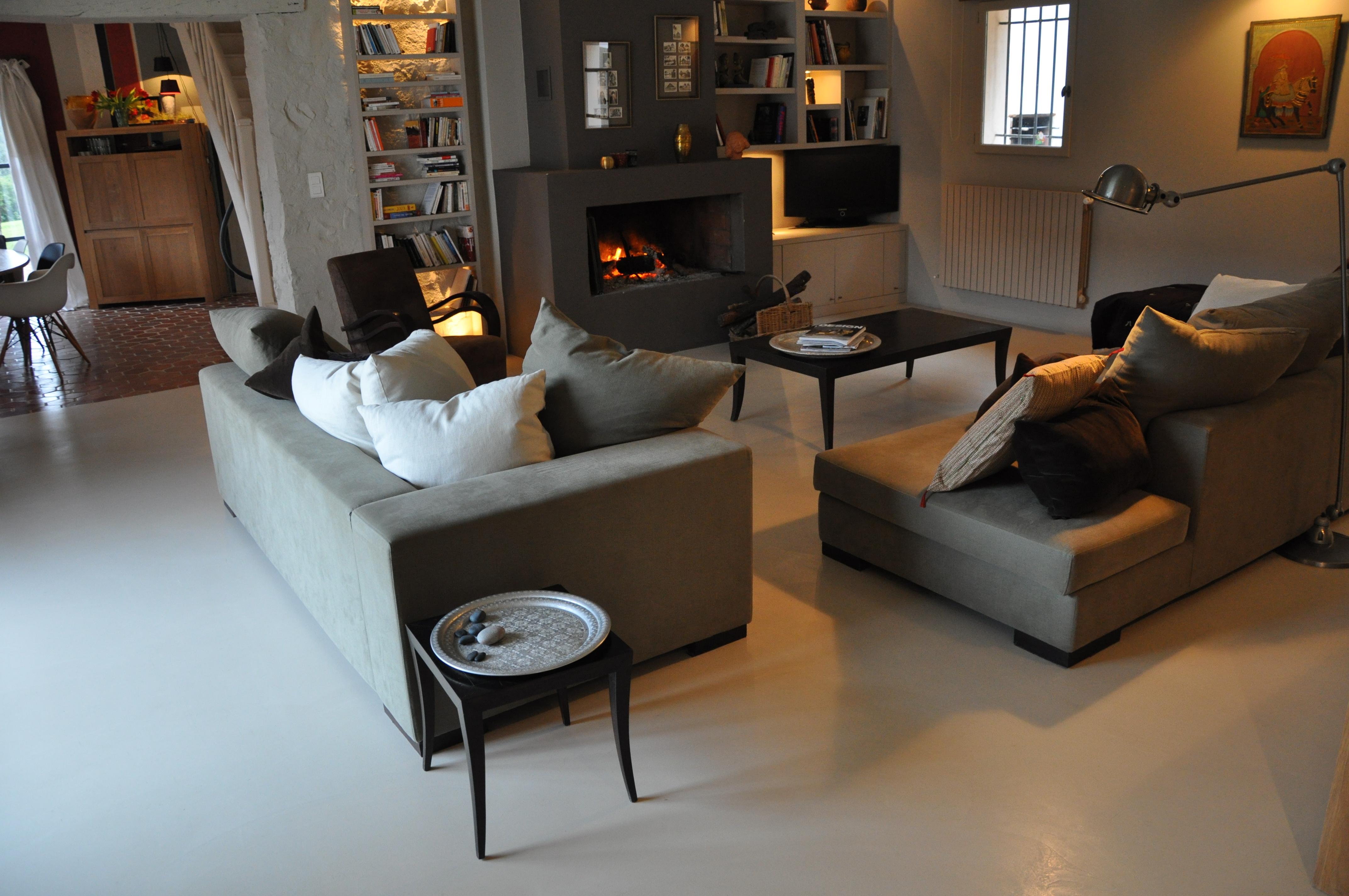 beton cire boden beton cir willkommen bei beton. Black Bedroom Furniture Sets. Home Design Ideas
