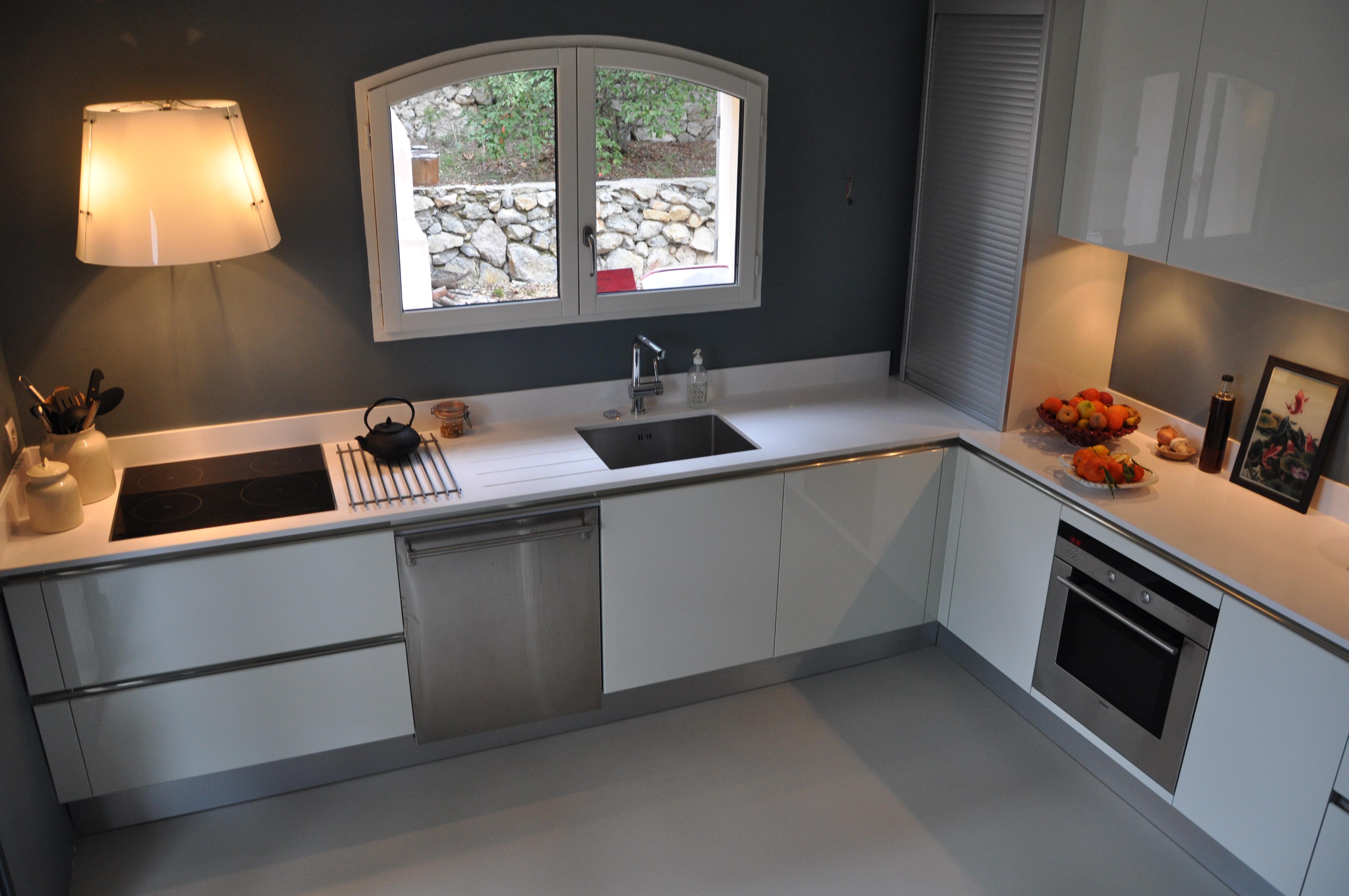 Beton Cire Küche | Beton Ciré! Willkommen bei Beton²