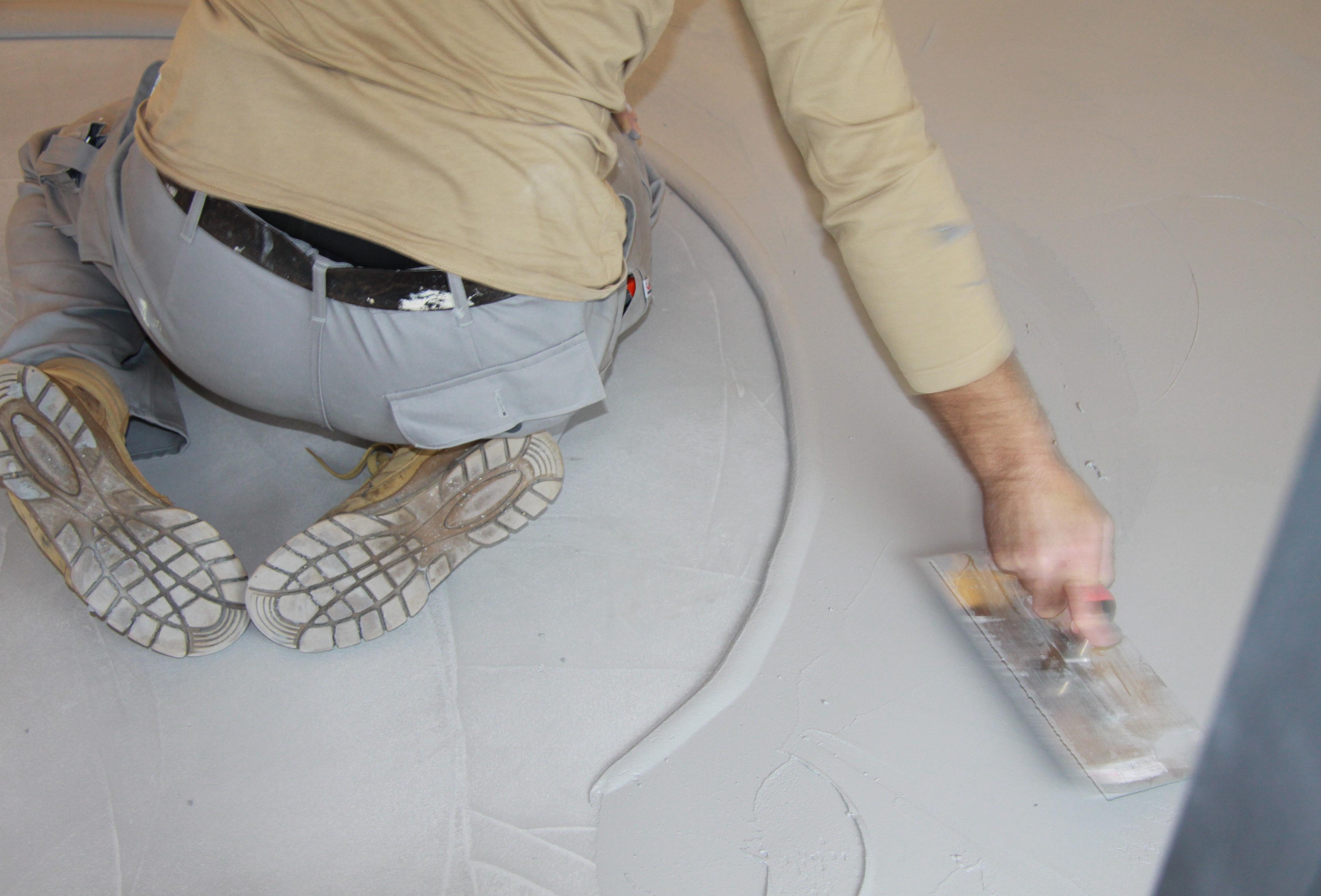 beton cir boden 2 lage beton cir willkommen bei beton. Black Bedroom Furniture Sets. Home Design Ideas