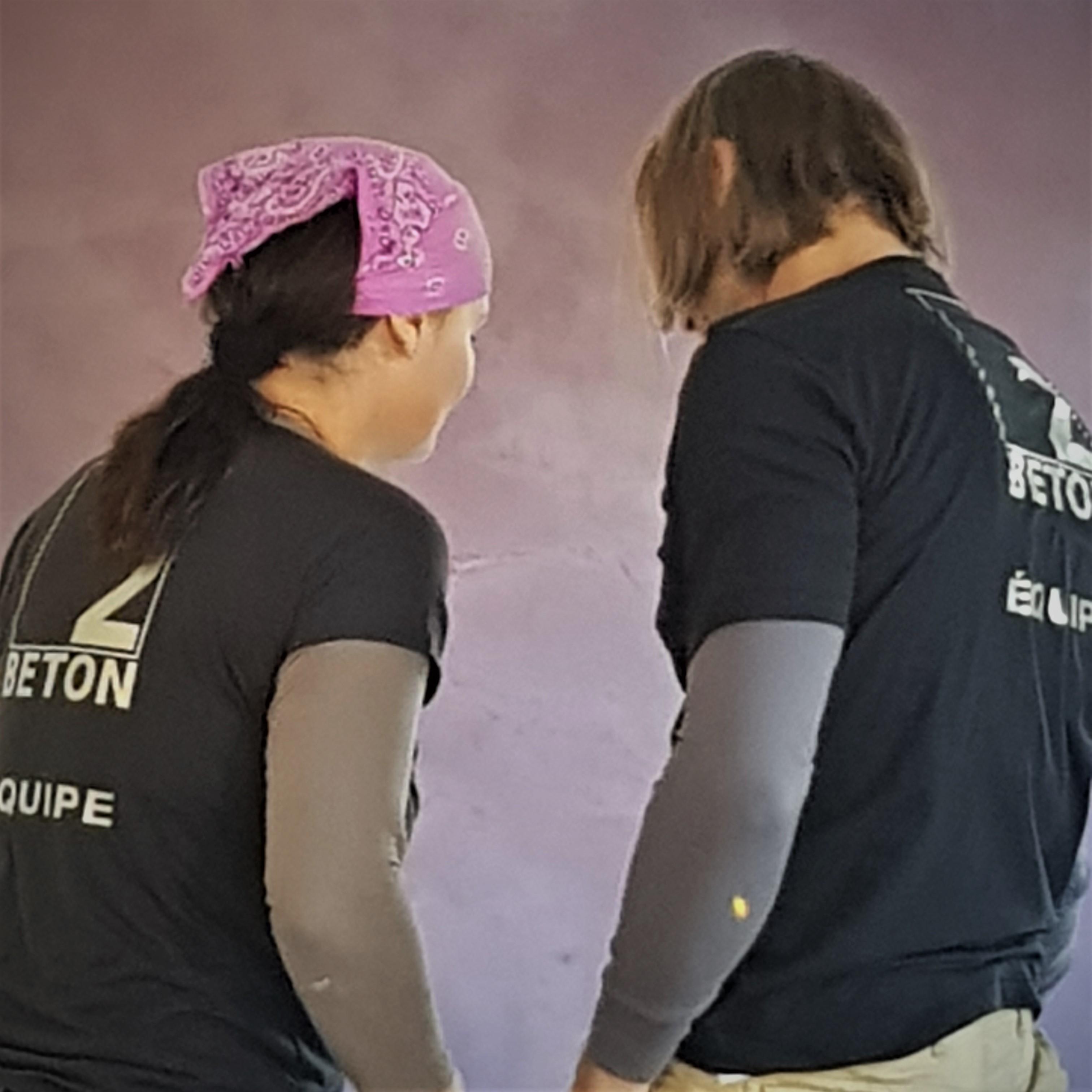 Beton Cire Workshop